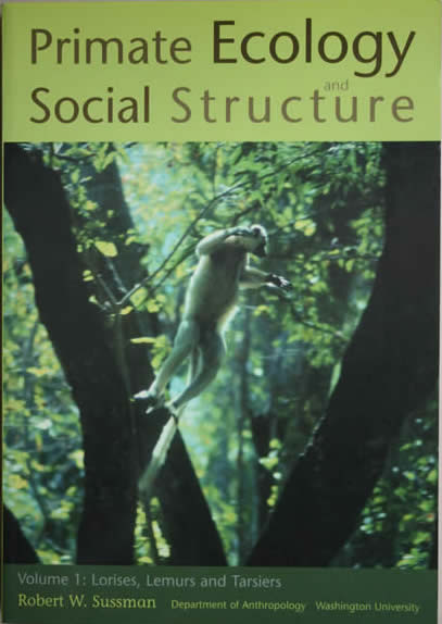 Primate ecology social structure